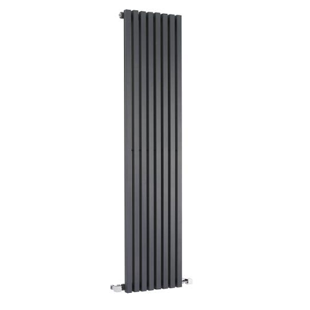 Premier Anthracite Kinetic Radiator 1800mm x 360mm HLA96