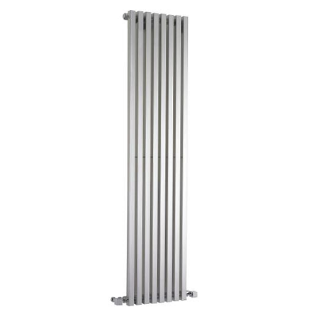 Premier Kinetic High Gloss Silver Radiator 1800 x 360 HLS96