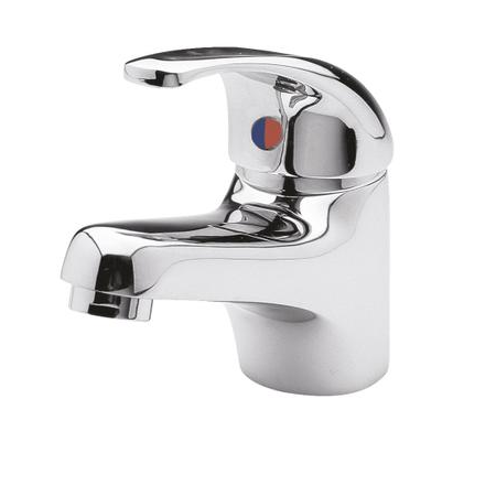 Premier Eon Single Lever Mono Basin Mixer With Waste PF305-0