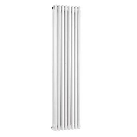 Premier White Colosseum Triple Radiator 1500 x 381 HX309