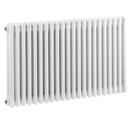 Premier White Colosseum Triple Radiator 600 x 1011 HX306
