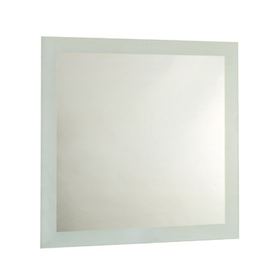 Vasic Accid Square Mirror 600 x 600mm 60cm VEACC6X6