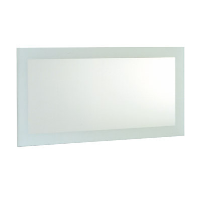 Vasic Rectangular Bathroom Mirror 400 x1000mm VEACC410HV