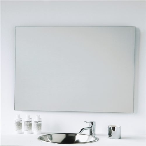 Vasic Slim Square Mirror 60 - 600 x 600mm 60cm VE88007