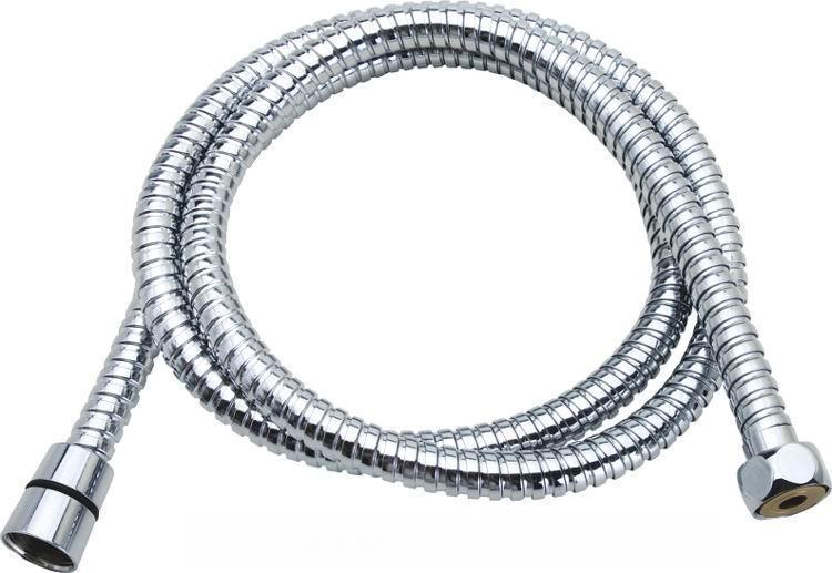 Charmant Very Short Bathroom Shower Hose 0.8m Stainless Steel In Chrome 0