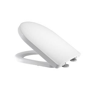 Pura Flite Generic D Shape Replacement Soft Close Toilet Seat