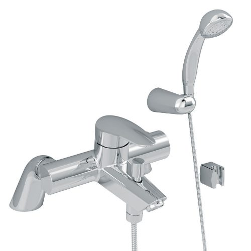 Vitra Dynamic S Bath Shower Mixer 76.DSBSM