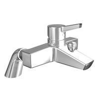 Vitra Slope Chrome Bath Shower Mixer 76.SBSM
