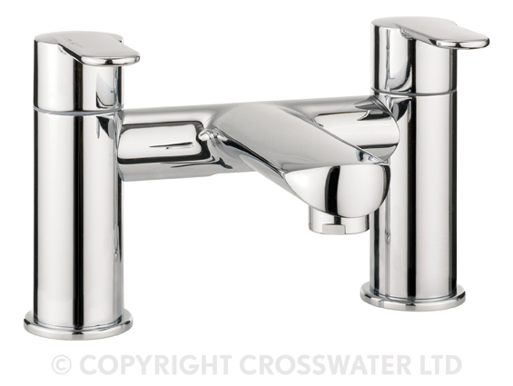 Crosswater Voyager Bath Filler Deck Mounted VO322DC