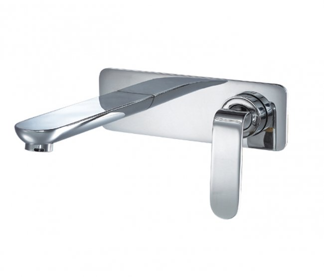 Vue Concealed Manual Valve And Basin Spout , HP 1 87231