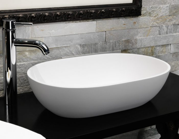 Waters Cloud 550 x 350mm Basin Free Delivery