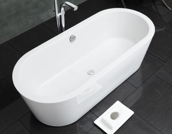 Waters Marsh 1800 x 783mm Double Ended Bath Free Delivery