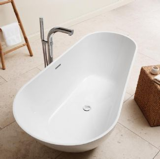 Waters Spring 1740 x 820mm Double Ended Bath Free Delivery
