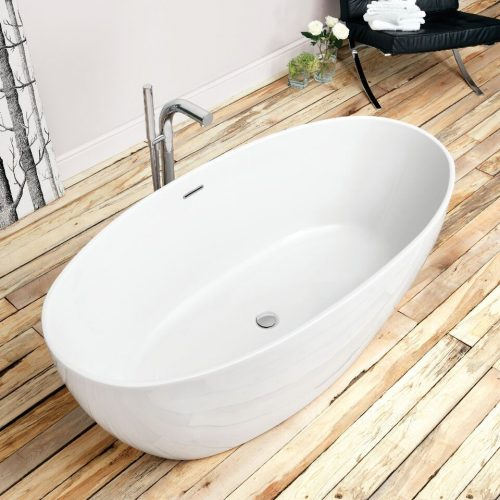 Waters Stream 1700 x 800mm Double Ended Bath Free Delivery