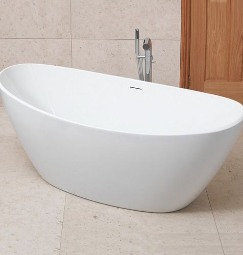Waters Wave2 1670 x 820mm Free Standing Bath Free Delivery