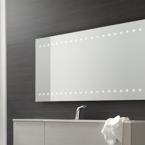 Whitestar Mirror 120cm LED 120 x 70cm LR.70120.025.S-13974
