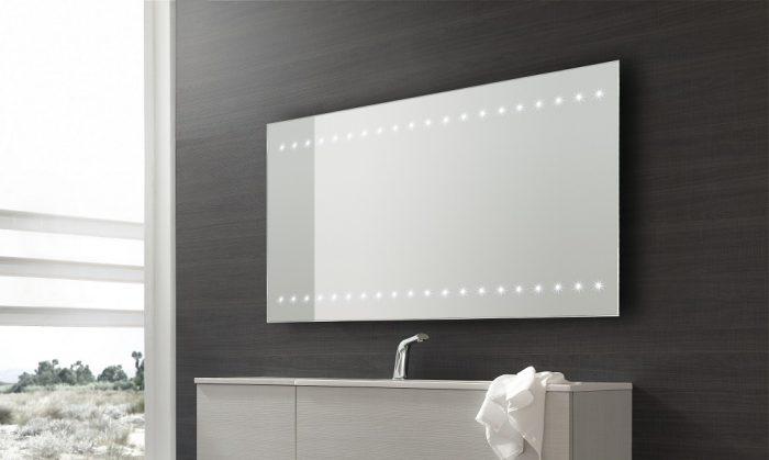 Whitestar Mirror 120cm LED 120 x 70cm LR.70120.025.S-13974