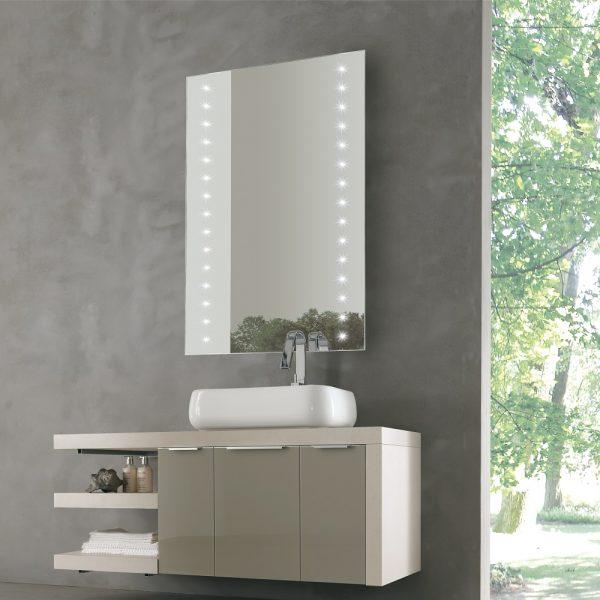 Whitestar Mirror 90 Led 60 X 90cm Lr 9060 012 S