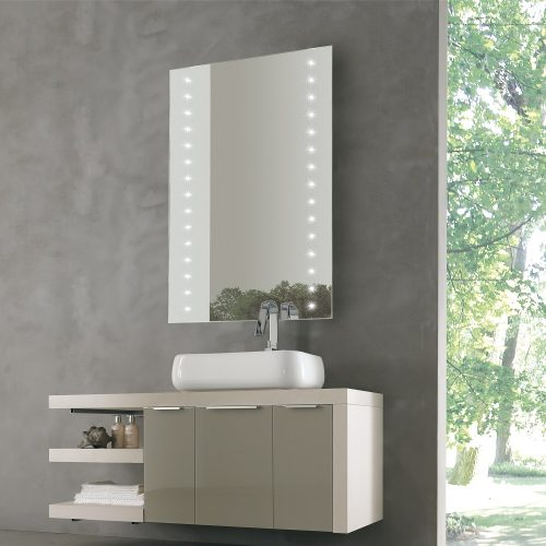 Whitestar Mirror 95 LED - 95 x70cm LR.7095.024.S-0