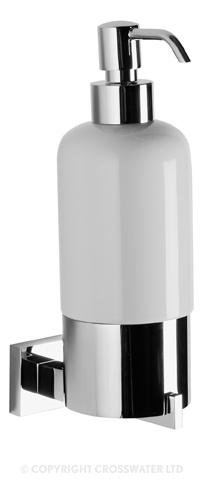 Crosswater Zeya Soap Dispenser ZE011C