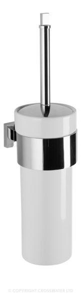 Crosswater Zeya Toilet Brush Holder ZE025C