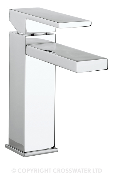 Crosswater Zion Basin Mono With No Pop-Up Waste ZN110DNC