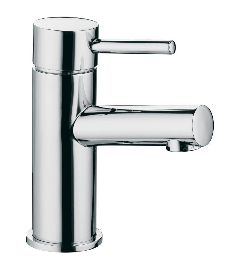 Vado Zoo mono basin mixer tap no waste ZOO-100/SB-C/P