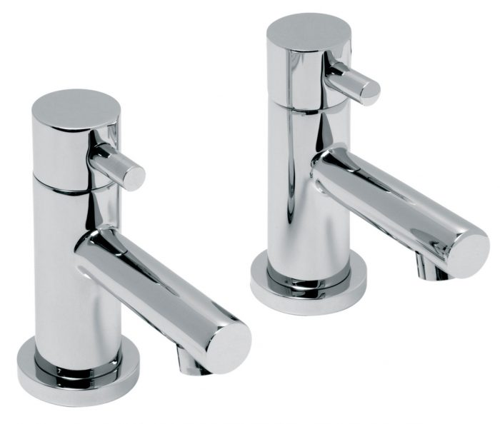 Vado Zoo pair of basin pillar taps deck mtd ZOO-106-C/P