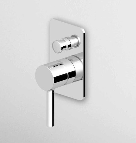 Zucchetti Built In Part for a Single Lever Bath Shower Mixer