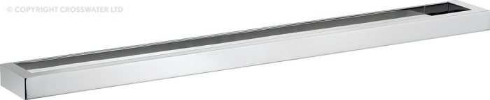 Crosswater Zest Modern Single Towel Rail ZT023C
