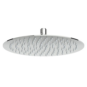 Zucchetti Thin Brass 300mm Round Shower Head Z94215