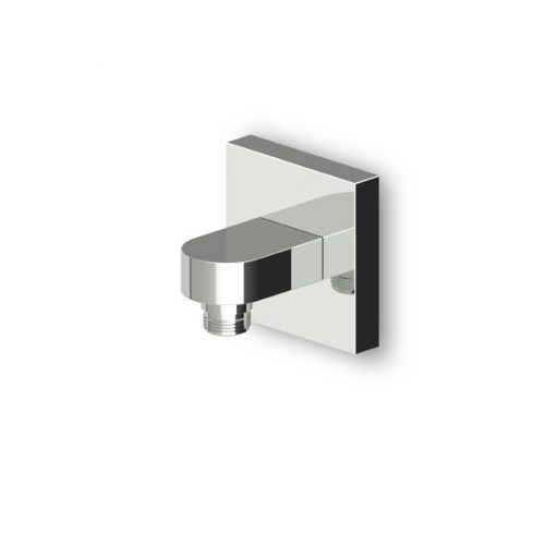"Zucchetti Wall Outlet Chrome Elbow 1/2 X 1/2"" UK-0"