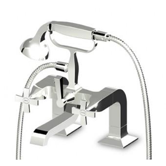Zucchetti Bellagio Bath Shower Mixer Deck Mounted ZB1248