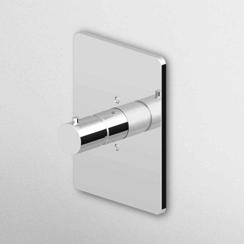 "Zucchetti Pan 3/4"" Thermostatic Shower Mixer Valve ZP6003"