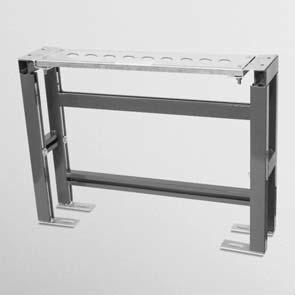 Zucchetti Fixing Structure Option For Deck Bath Taps R99671-0