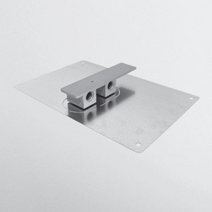 Zucchetti Fixing Plate For Ceiling Mount R99636