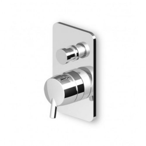 Zucchetti Simply Beautiful Single Lever Bath Shower Mixer