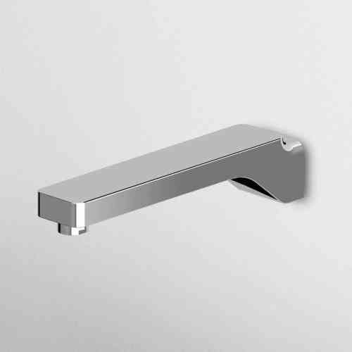 "Zucchetti Soft 1/2"" Bathroom Wall Spout projection 230mm"