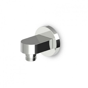 Zucchetti Isy Wall Outlet Elbow