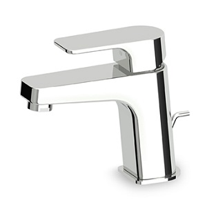 Zucchetti Wind Single Lever Basin Mixer ZWN590