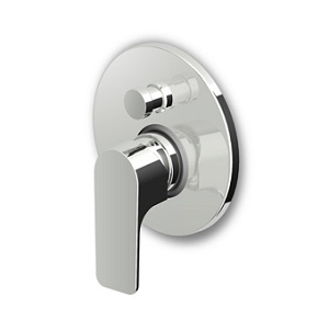 Zucchetti Wind Concealed Bath Shower Mixer ZWN134