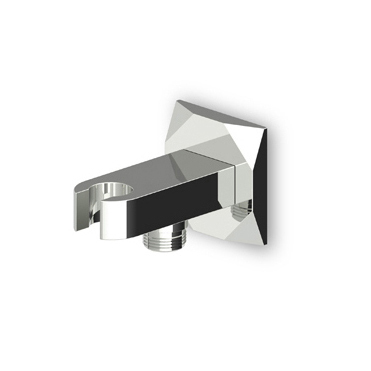Zucchetti Wosh Wall Outlet and Handset Holder Z93939