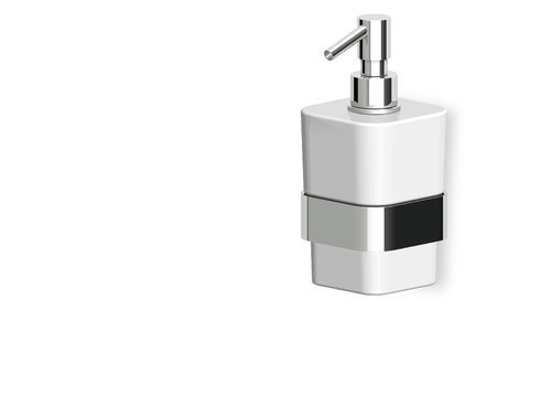 Buy Online Zucchetti Soft Wall Mounted Bathroom Soap Dispenser Zac715