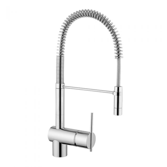 Zucchetti Spin Single Lever Sink Mixer ZX3372-0