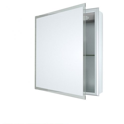 Saneux Inside Wall Recessed Bathroom Cabinet 54 x 71cm IN001