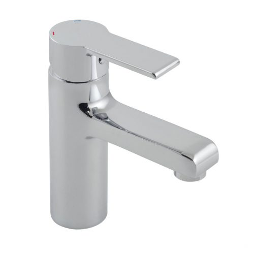 Vado Ion mono basin mixr tap without waste ION-100/SB-C/P