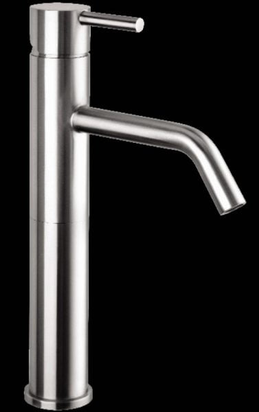 Just Taps Plus Inox Stainless Steel Tall Tap