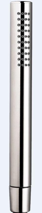 Just Taps Plus Inox Stainless Steel Pencil Handset