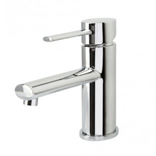 MIllers Chrome Oval Body Basin Mixer Tap Logos