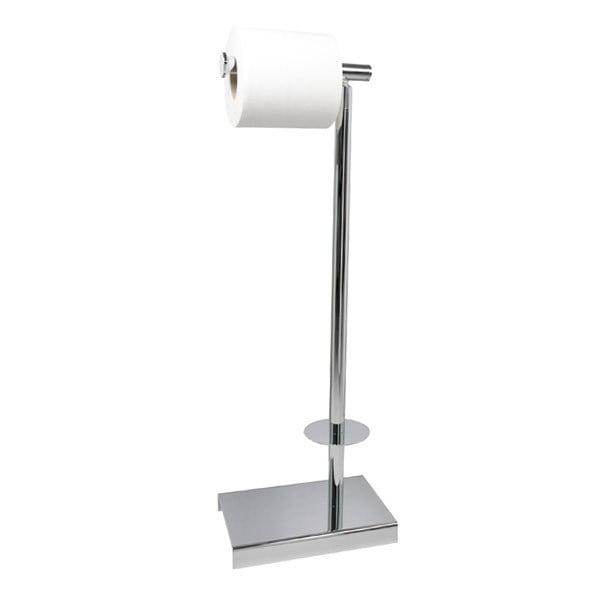Miller Classic Chrome Freestanding Toilet Roll Holder